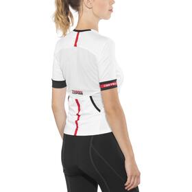 Castelli Free Speed Race koszulka rowerowa Kobiety, white/black